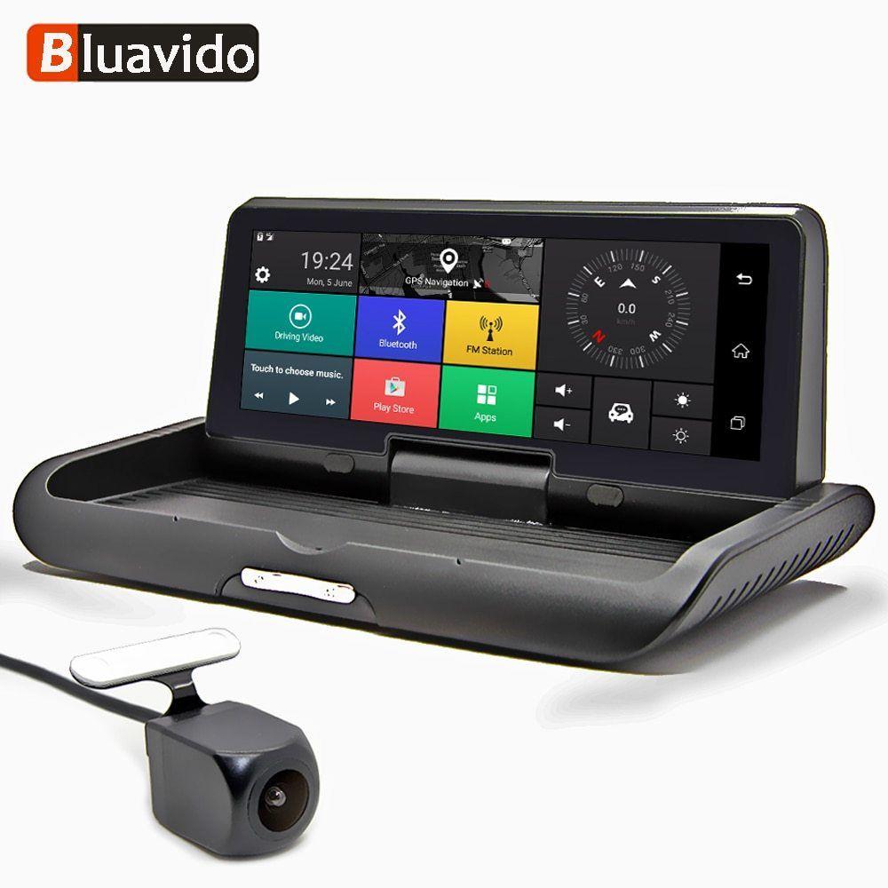 FHD 1080P Dual Lens Night Vision Car DVR Camera Dash Cam Video Recorder GPS+WiFi