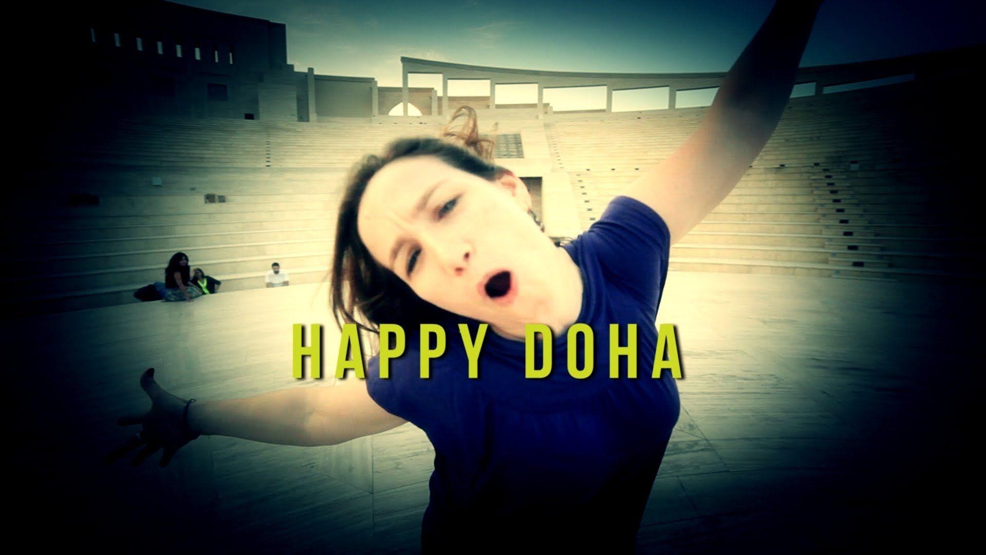 DOHA TRENDS - #HAPPYDAY - WE ARE HAPPY IN DOHA, QATAR