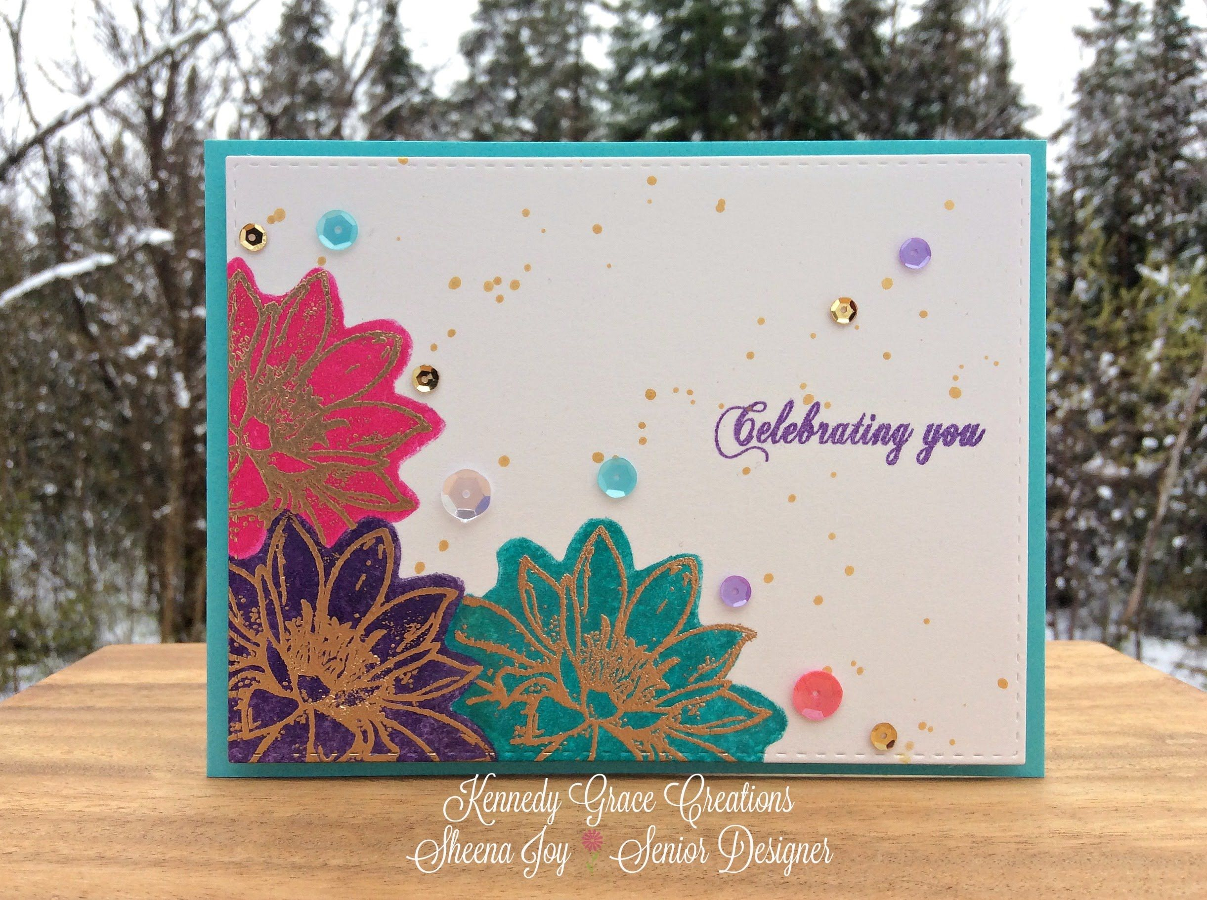 Come join our blog hop for a chance to win a prize & to see amazing inspiration from our talented Design Team & Guest Designers: http://kennedygracecreations...