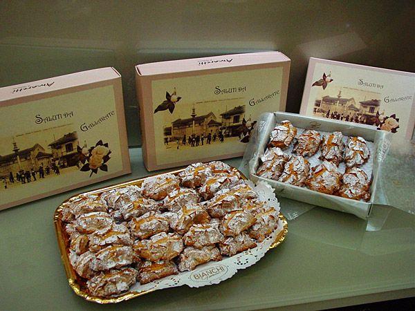 Amaretti di Gallarate - Pasticceria Bianchi Giovanni