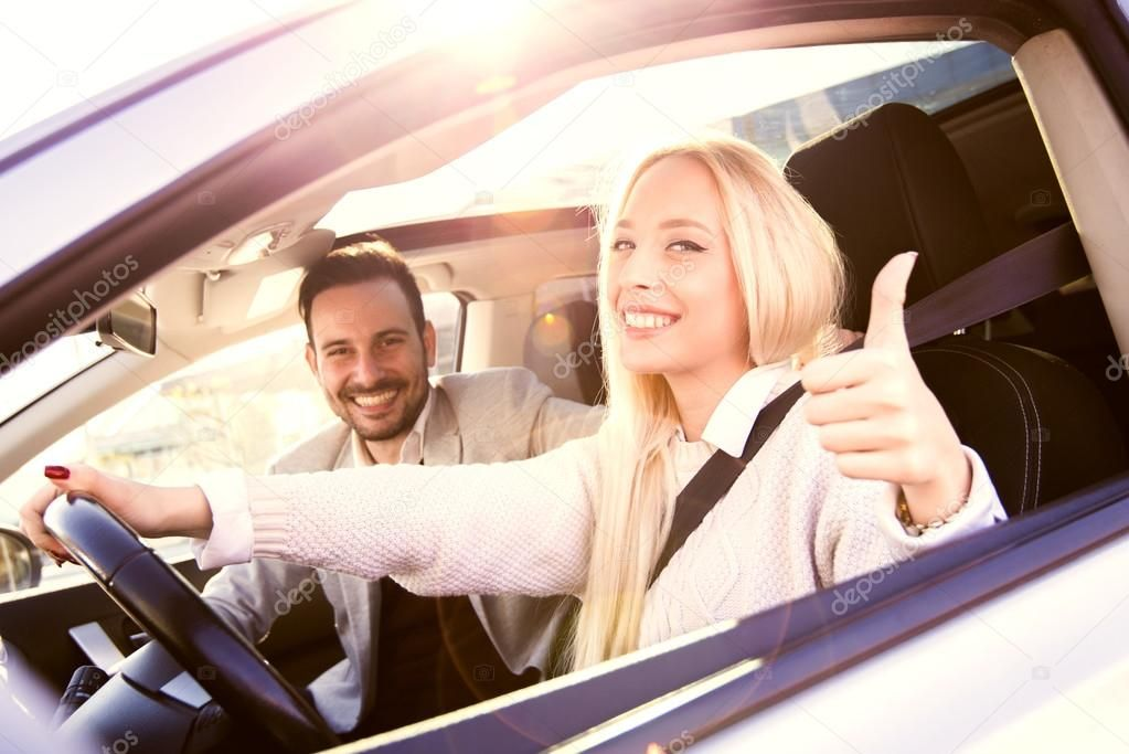 Couple buying a car Royalty Free Stock Images , #AFFILIATE, #car, #buying,  #Couple, #Royalty #AD | Car buying, Car rental company, Car