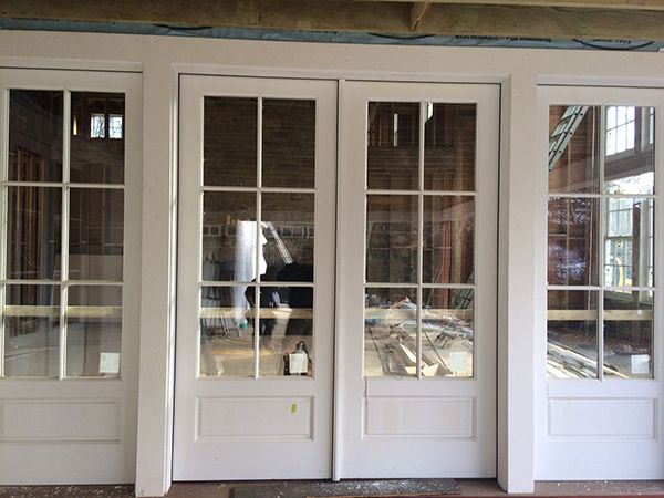 Marvin Ultimate Inswing French Door W Raised Panel French Doors