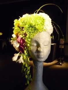 creative flower arrangement - Google Search