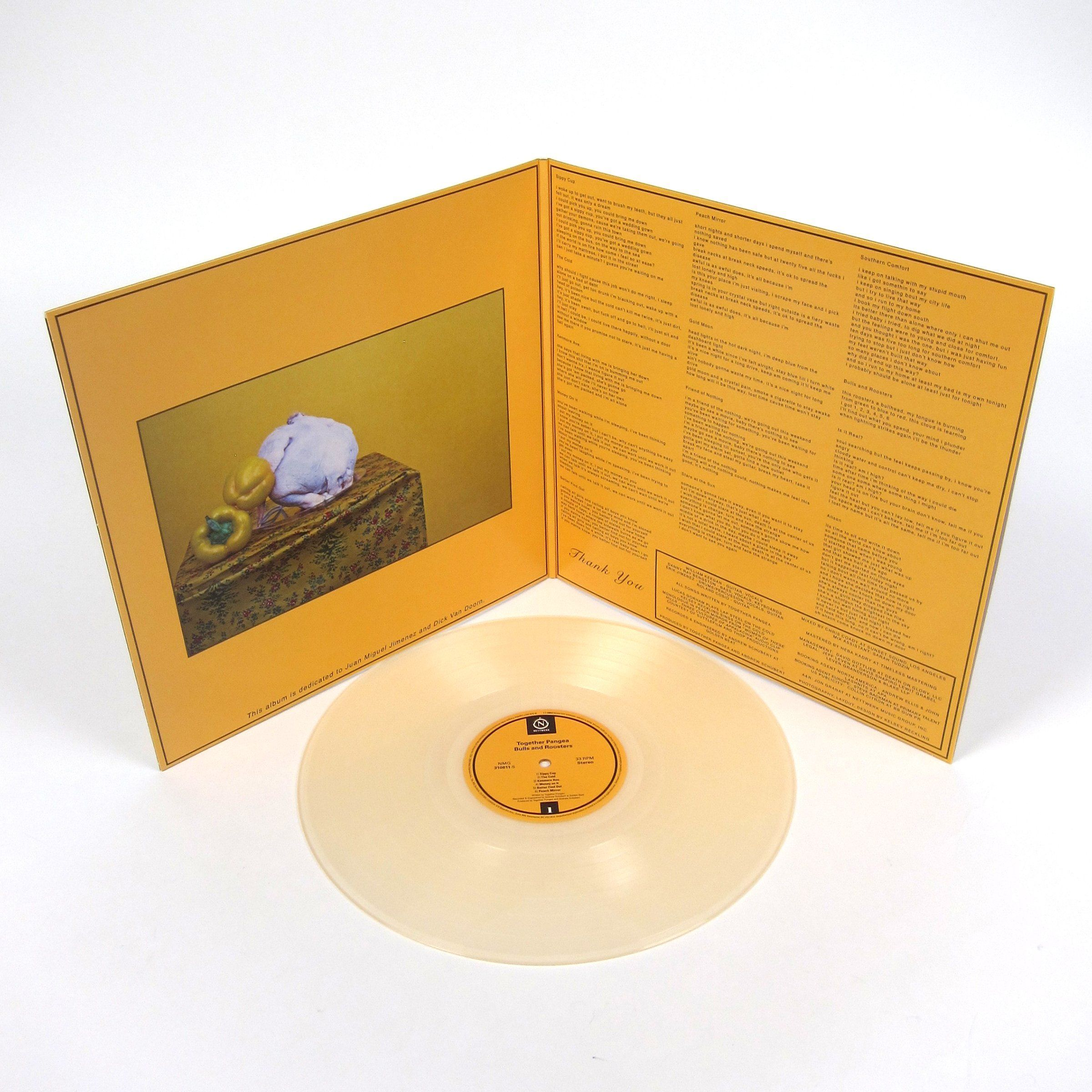Together Pangea Bulls And Roosters 180g Colored Vinyl Vinyl Lp Vinyl Pangea Better Music