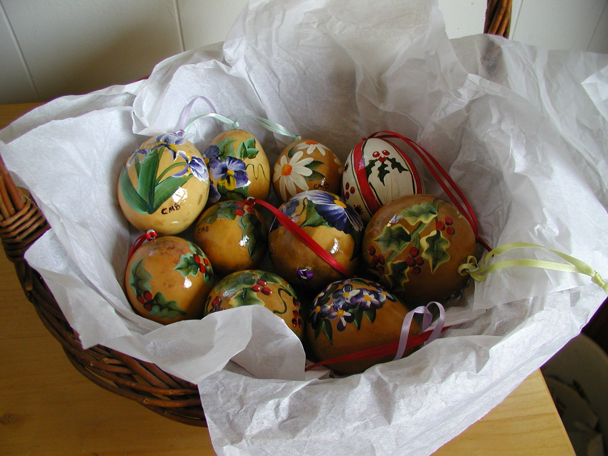 Pin By Janie Hall On Gourds