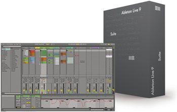 Ableton Live 11 Suite Ableton Ableton Live Box Software