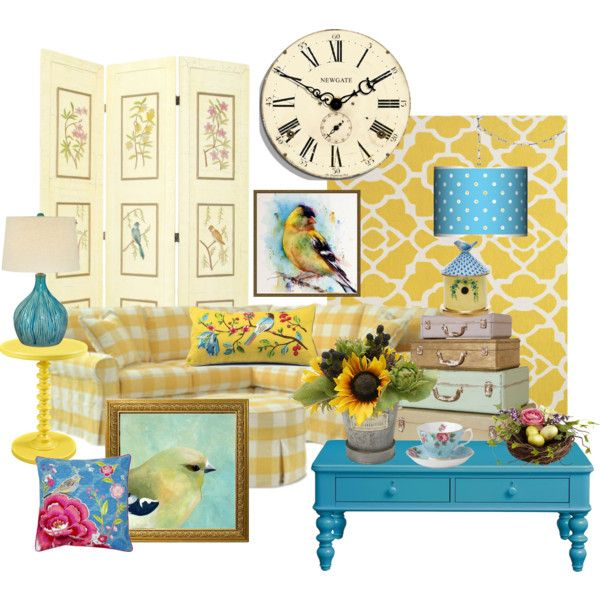 Birds of a Feather Cottage Decor\