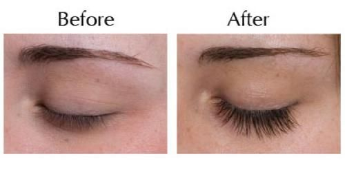 Eyelash Extensions Guide Before And After Looks With Eyelash