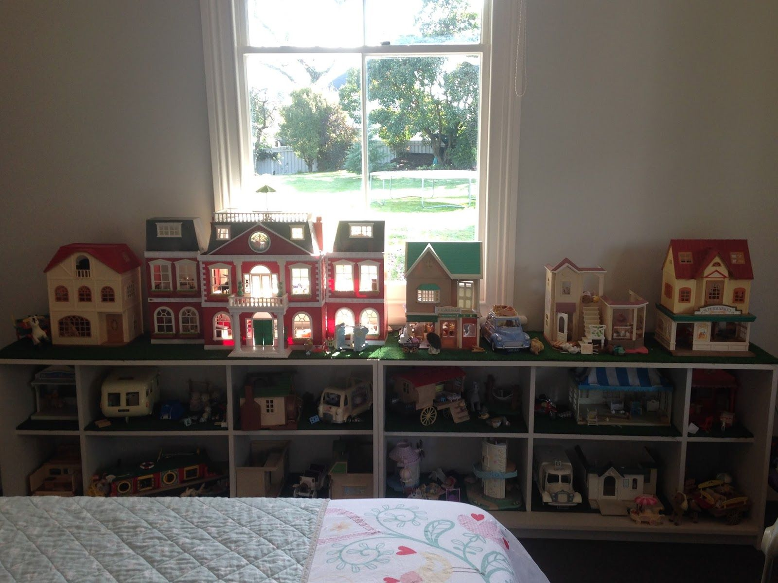 days of pinterest creations pollyannaus bedroom sylvanian