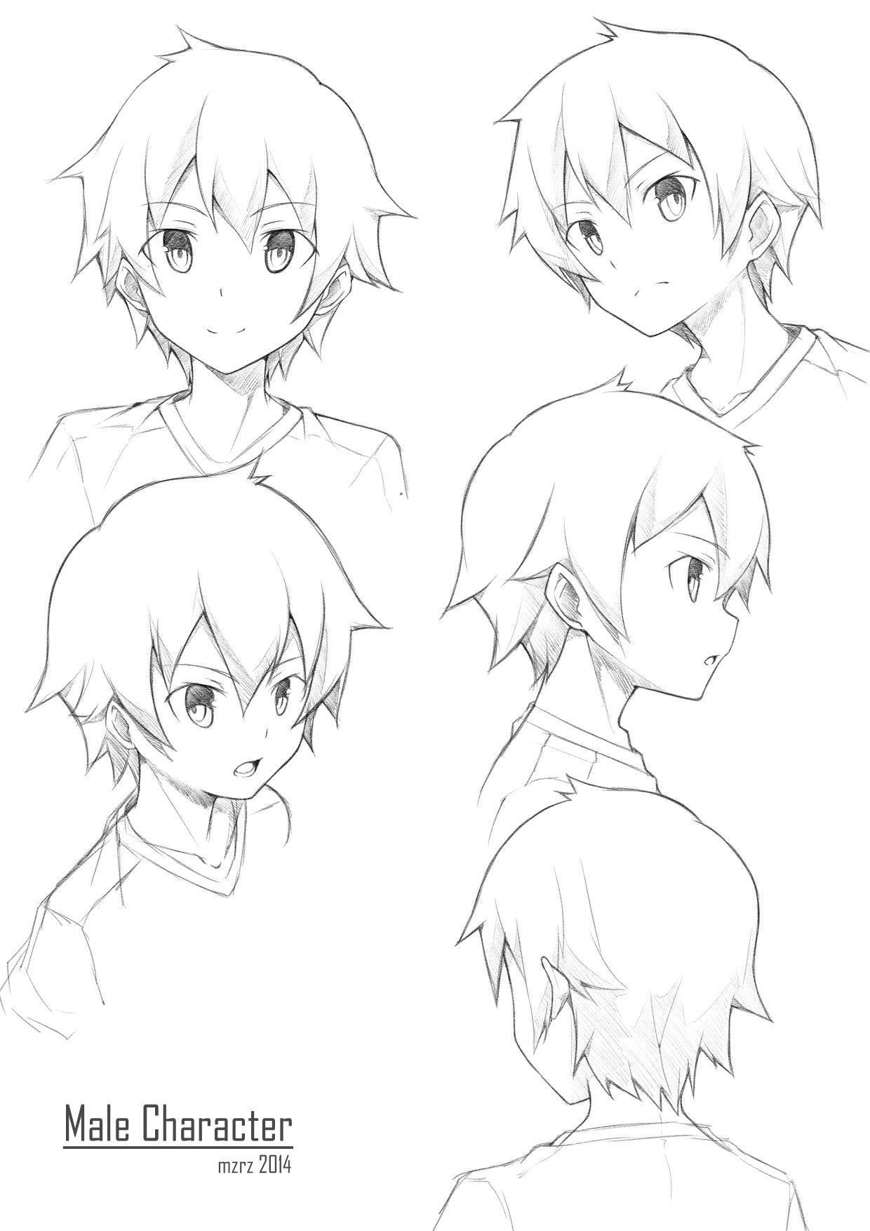 Drawing Hair Techniques In 2020 Manga Drawing Anime Drawings Anime Lineart