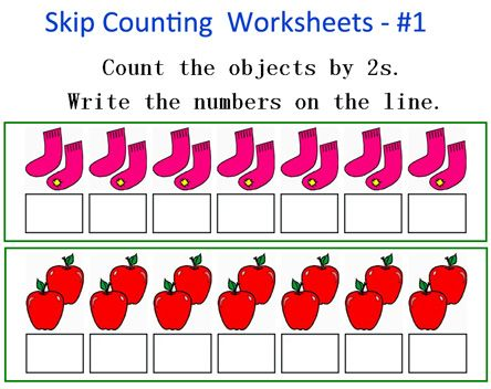 1000+ images about Skip counting on Pinterest | Count, Skip ...