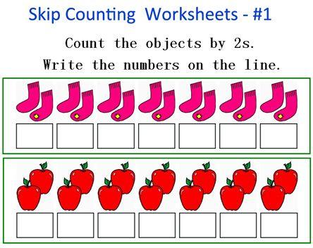 skip counting kindergarten worksheets skip count. Black Bedroom Furniture Sets. Home Design Ideas