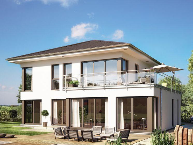 evolution 154 v11 bien zenker fertighaus home pinterest hausbau traumh user und h uschen. Black Bedroom Furniture Sets. Home Design Ideas