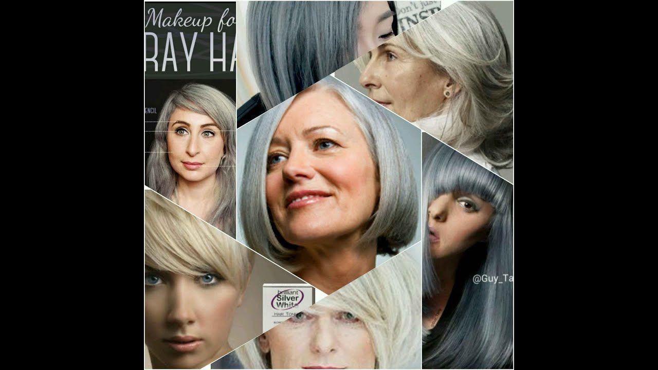 كيفية صبغ الشعر الأبيض الشيب بتغطية مثالية Youtube Hair Care Hair Twitter Com