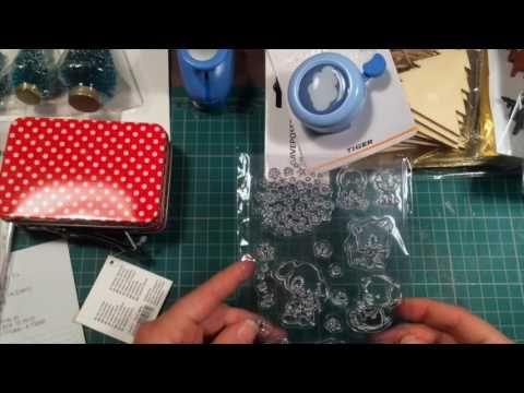 Haul Scrap en Aliexpress - YouTube