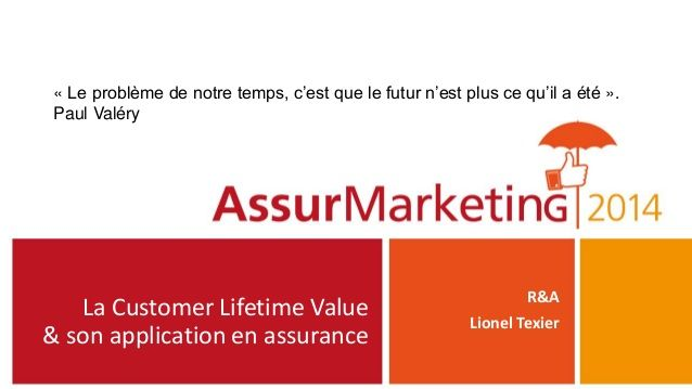 Customer Lifetime Value En Assurance By Insurance Marketing Via