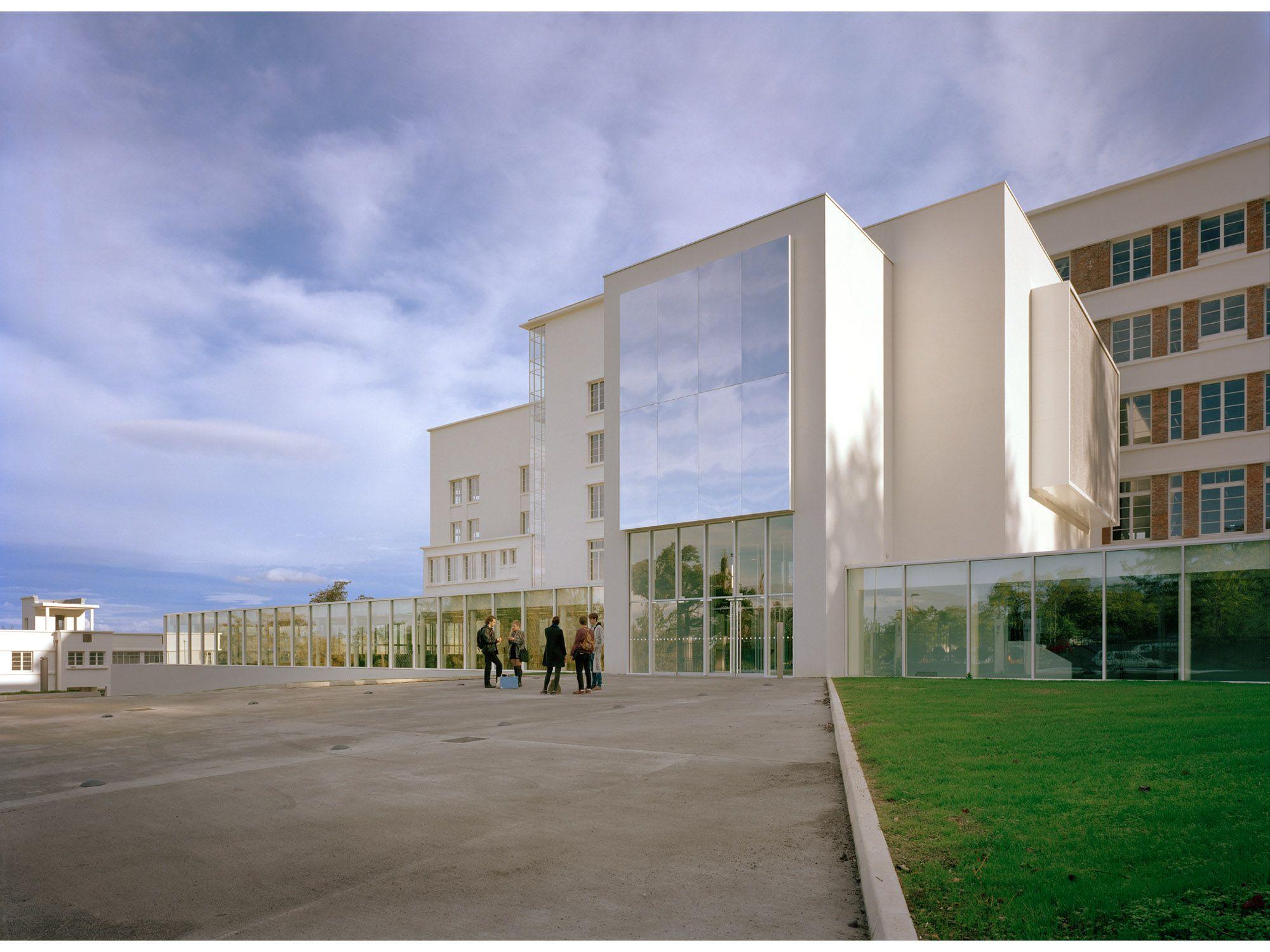 École D Architecture Clermont ecole d'architecture de clermont-ferrand | ecole