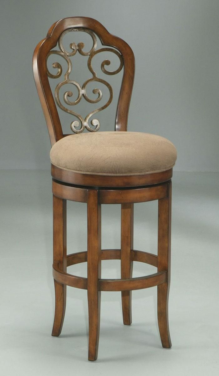 Bar Stool Tuscan Style Decor And Ideas Swivel Bar