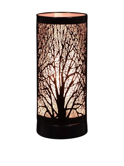 Fantastic Craft 9 Touch Birch Table Lamp Black At Myhabit Being Marketed A Halloween Decor But I D Love This All Year Long Touch Lamp Lamp Birch Table
