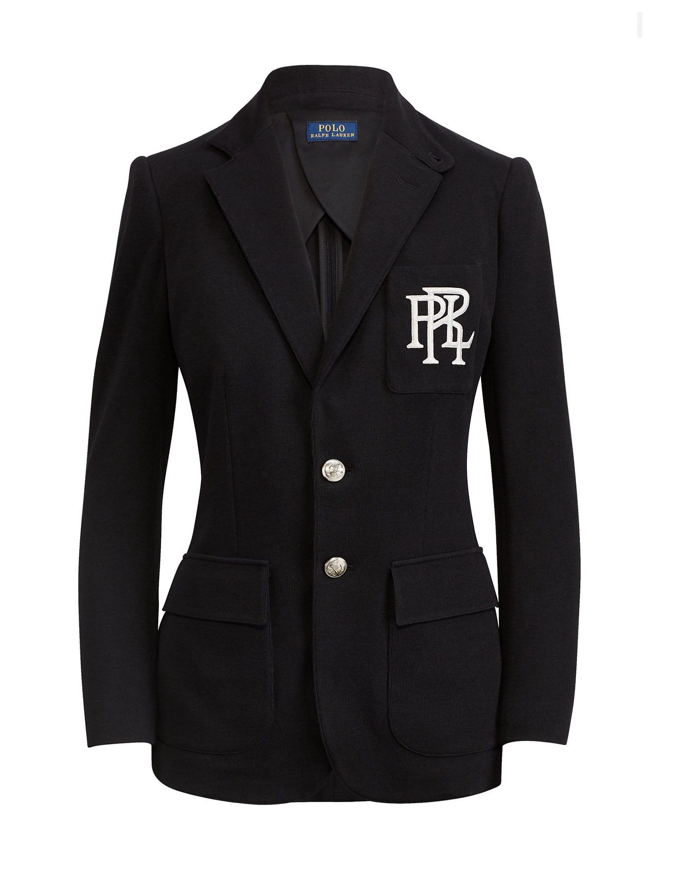 Ralph Lauren Polo Knit Cotton Blazer Modesens In 2020 Blazer Jackets For Women Ralph Lauren Blazer Cotton Blazer