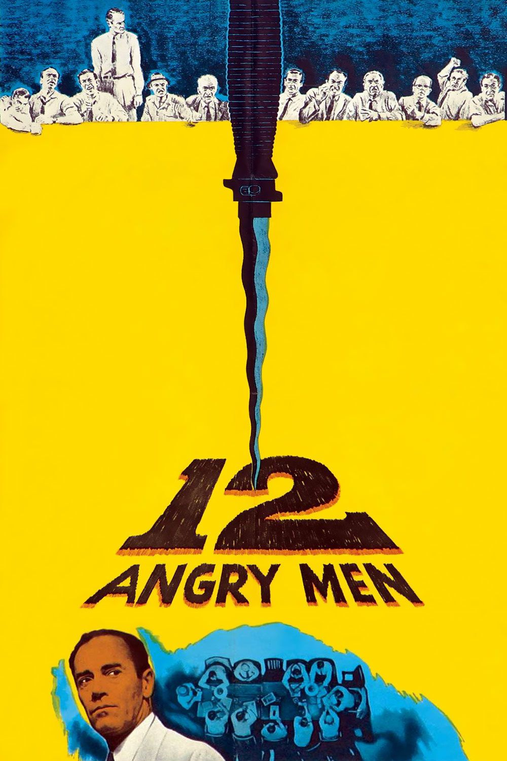 click image to watch 12 Angry Men (1957)