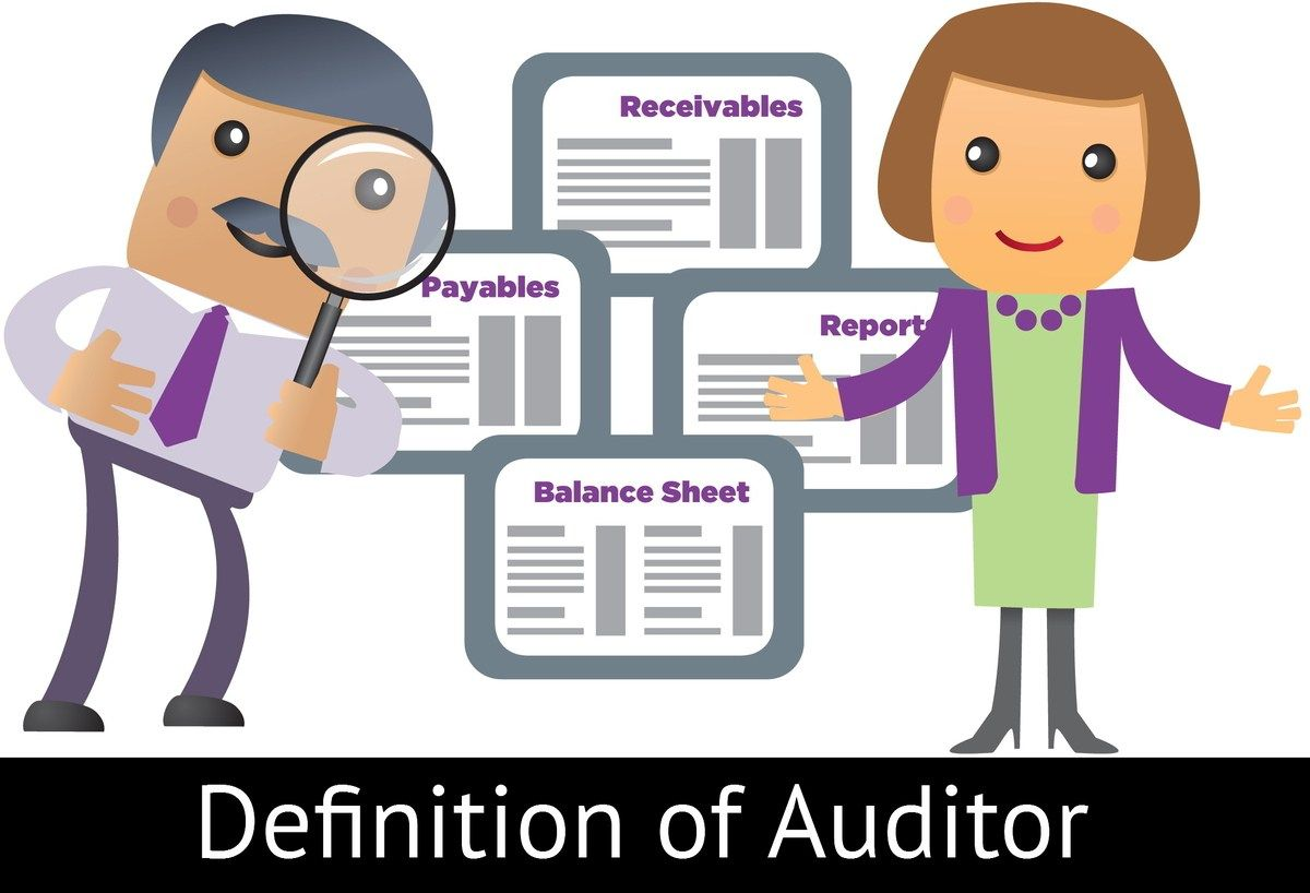 Auditor Definition Qualities And Types Of Auditors Definitions Balance Sheet Type