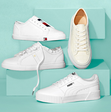 Need White Sneakers for School