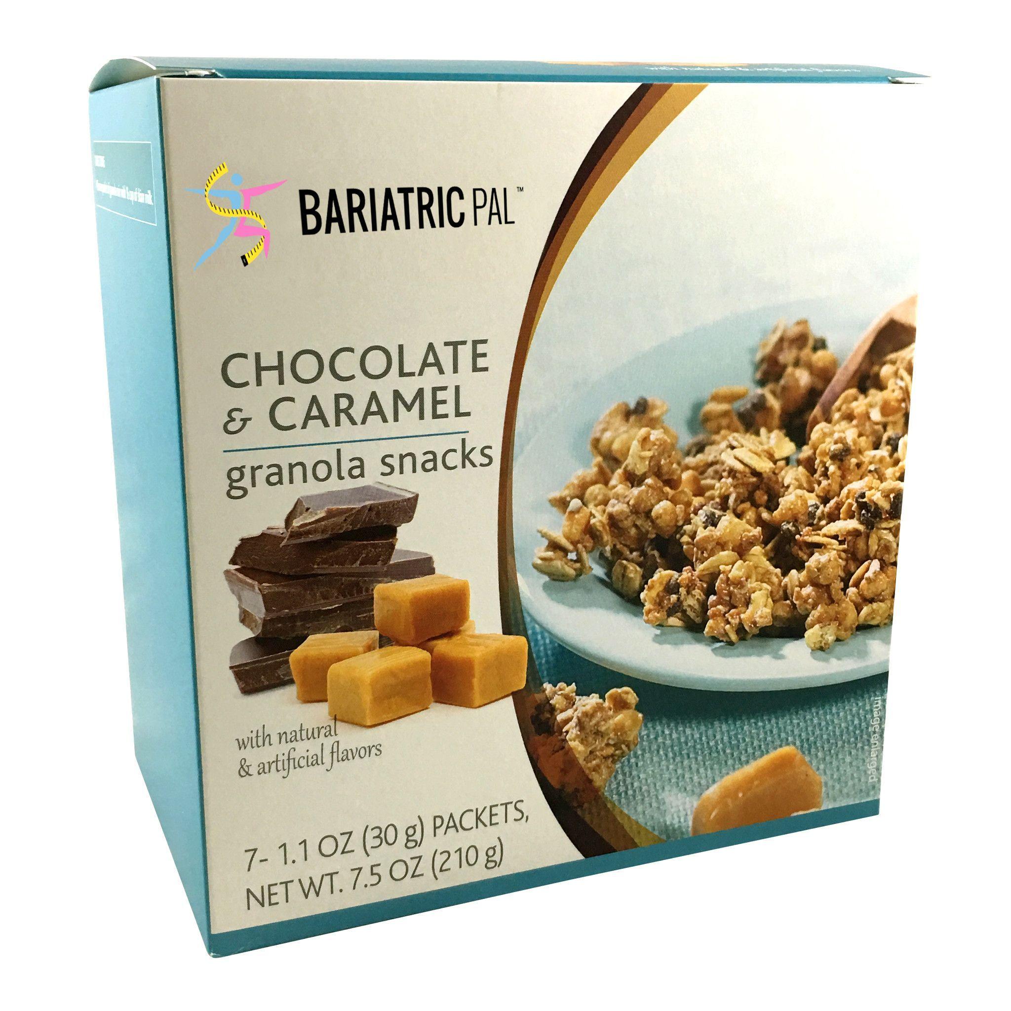 BariatricPal Chocolate Caramel Protein Granola