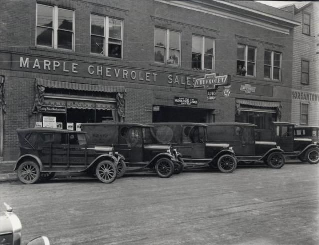 Early Chevrolet Dealership Photos Google Search Chevrolet Dealership Chevrolet West Virginia History