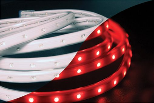 High Output Led Flexible Tape Rope Light Kits Wet Location 120 Volt Rope Light Pegasus Lighting