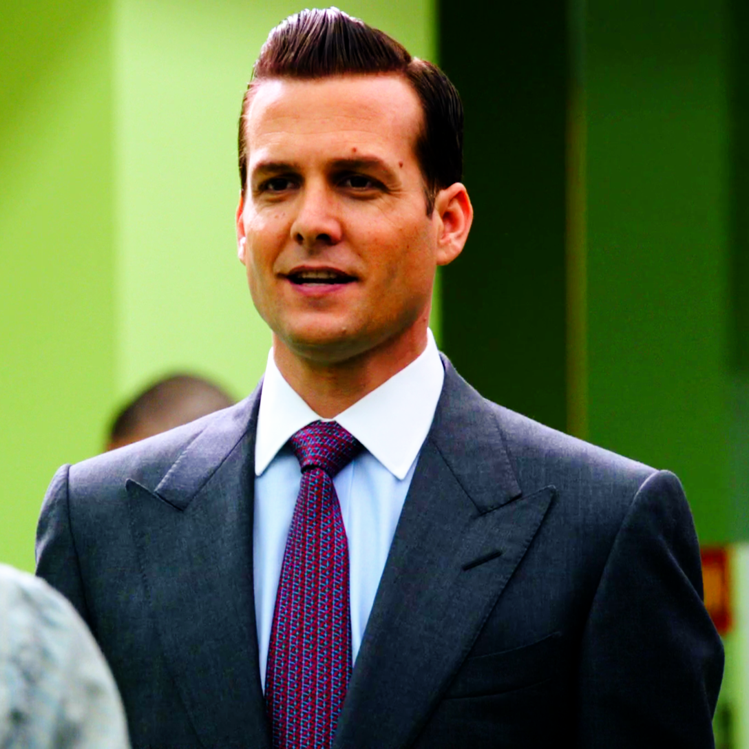 Harvey Specter Season One | Mens luxury fashion, Suits tv