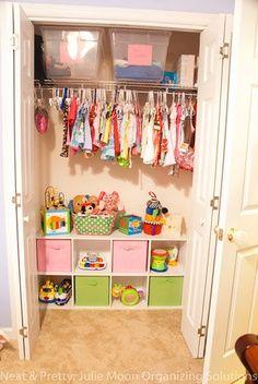 5 DIY Kids Room Storage Ideas | Well Organized Kids Closet.