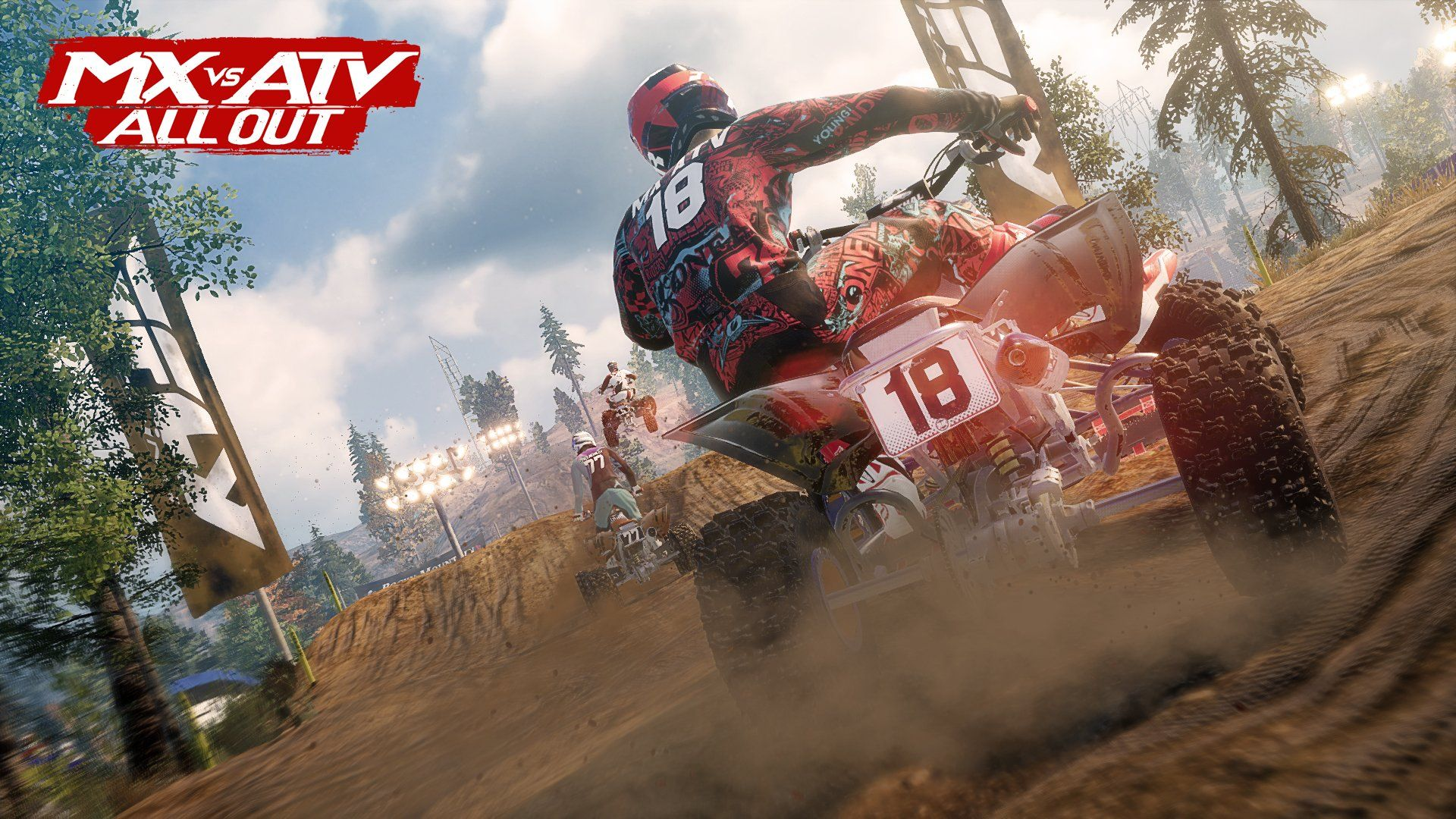 MX vs ATV All Out PlayStation 4 *** Check this awesome