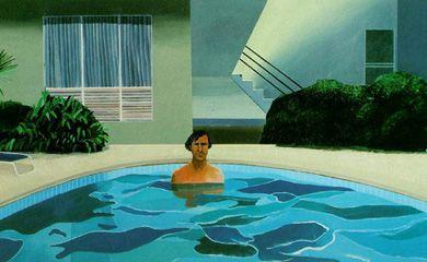 #ArteRefrescante: las piscinas de David Hockney http://lemonycoco.es/las-piscinas-de-david-hockney/ #arte #art