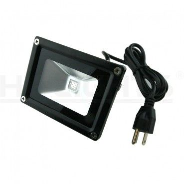 Hitlights Led Color Changing Flood Light With Remote Led Flood Flood Lights Led Light Strips