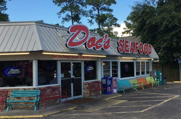 These 10 Alabama Restaurants Serve The Best Shrimp Around