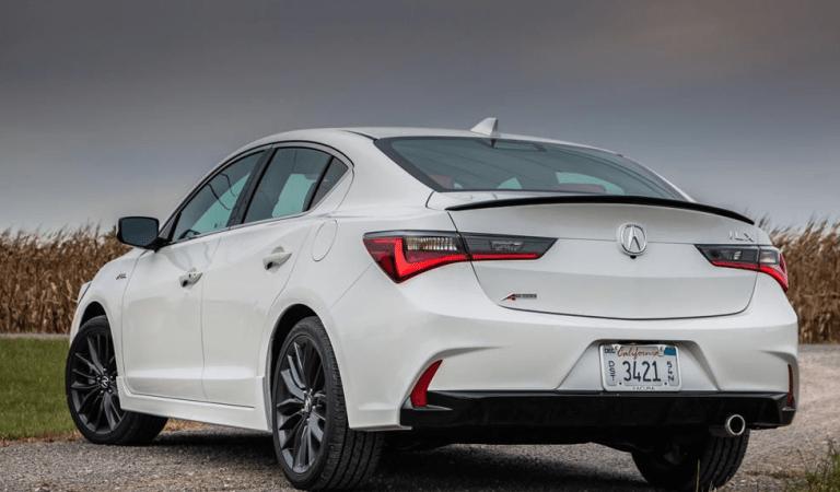 2020 Acura Ilx Leak Release Date Price Acura Release Date