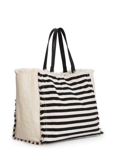 Bolsos de hombro Hombre | bolso shopper con logo Negro | Kenzo > Mira Markets
