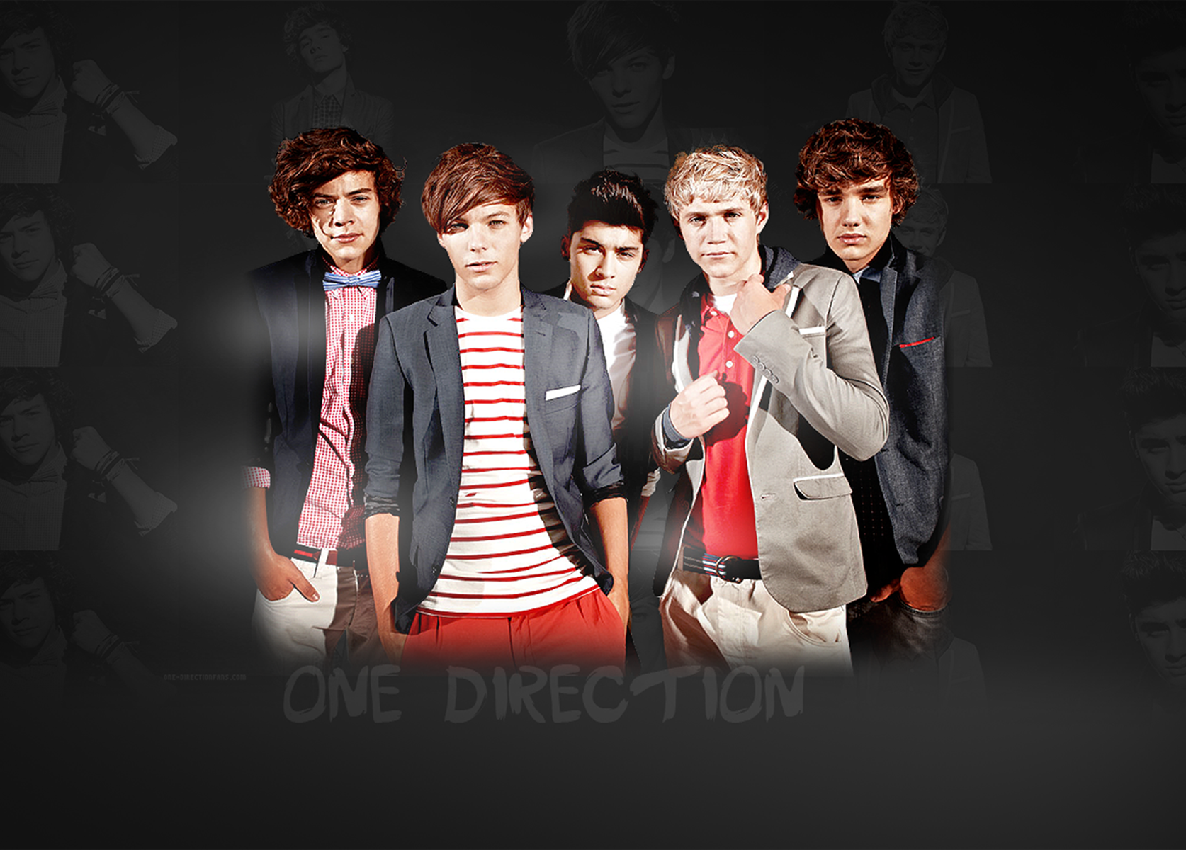 One Direction Detail: Image Detail For -One Direction Boy Band Wallpaper One