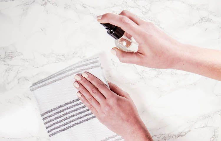 Homemade multipurpose disinfectant spray recipe recipe