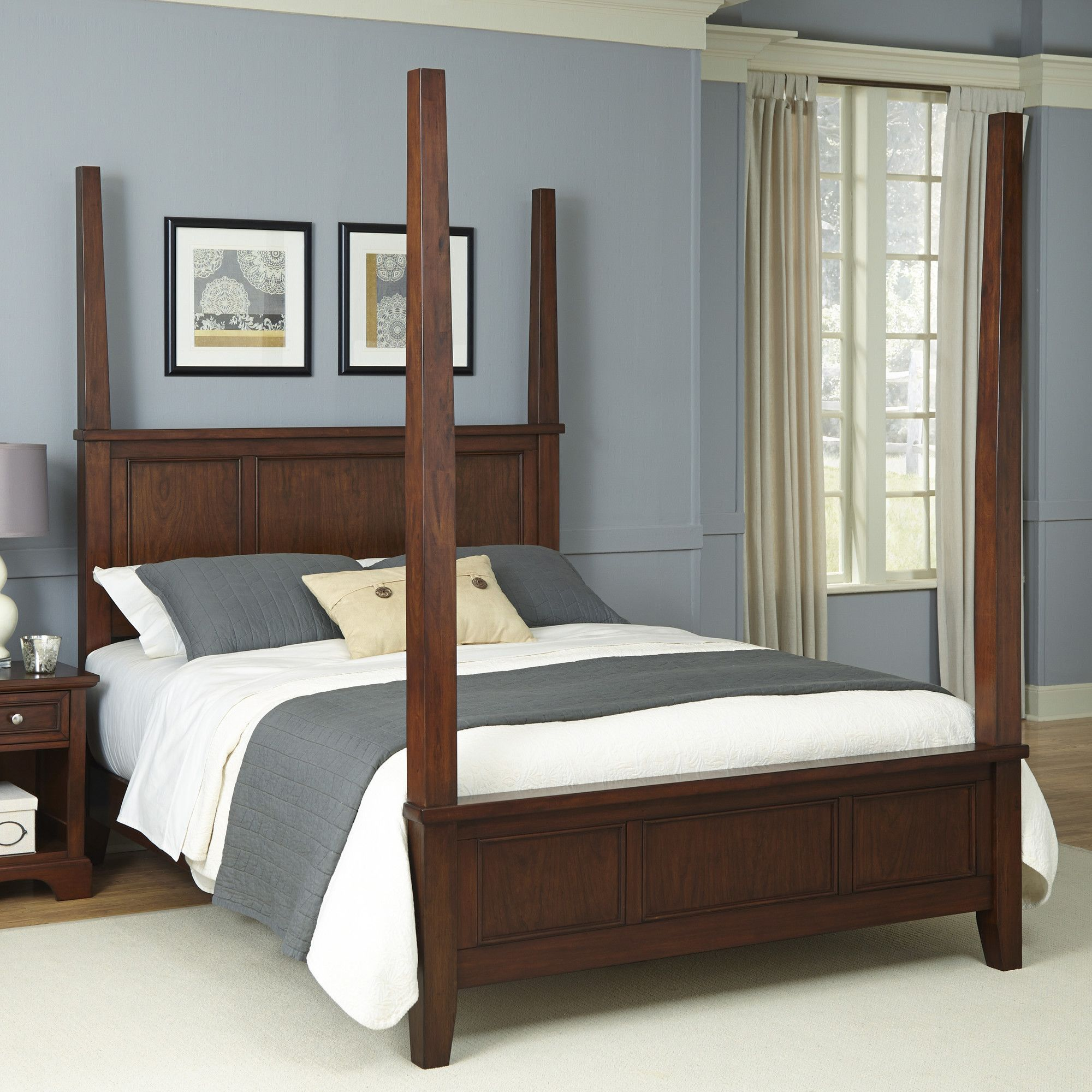 Borden Four poster Bed
