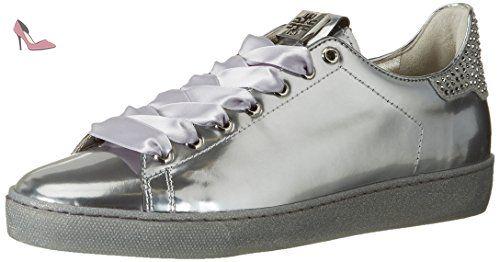 H?gl 3 10 2306 7600, Sneakers Basses Femme, (Silber7600), 39 EU