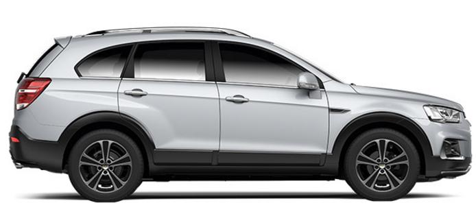 2018 Chevrolet Captiva Redesign Price Specs Chevrolet Captiva