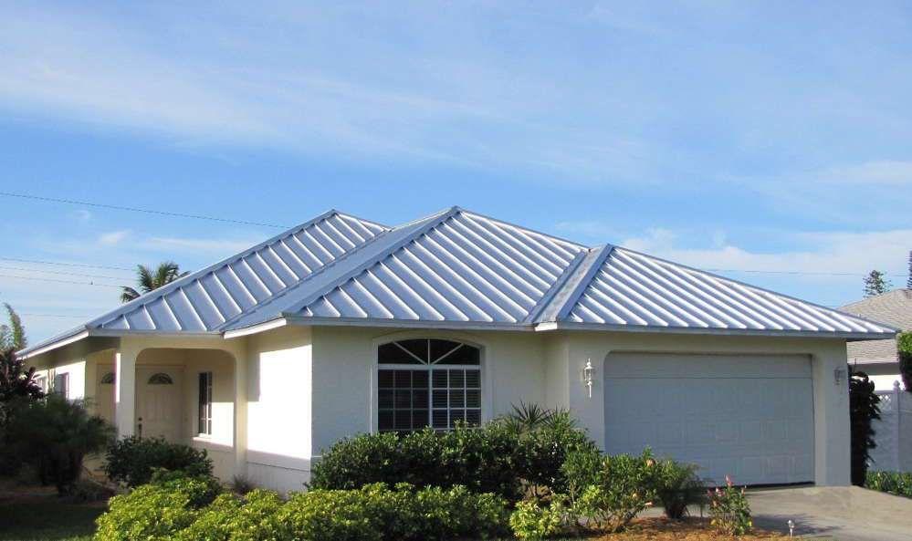 Model Atap Minimalis Galvanum Residential Metal Roofing Metal Roof Residential Roofing