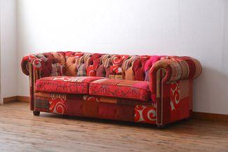 家具 おしゃれまとめの人気アイデア Pinterest 虹色 パッチワークソファ ソファ 家具