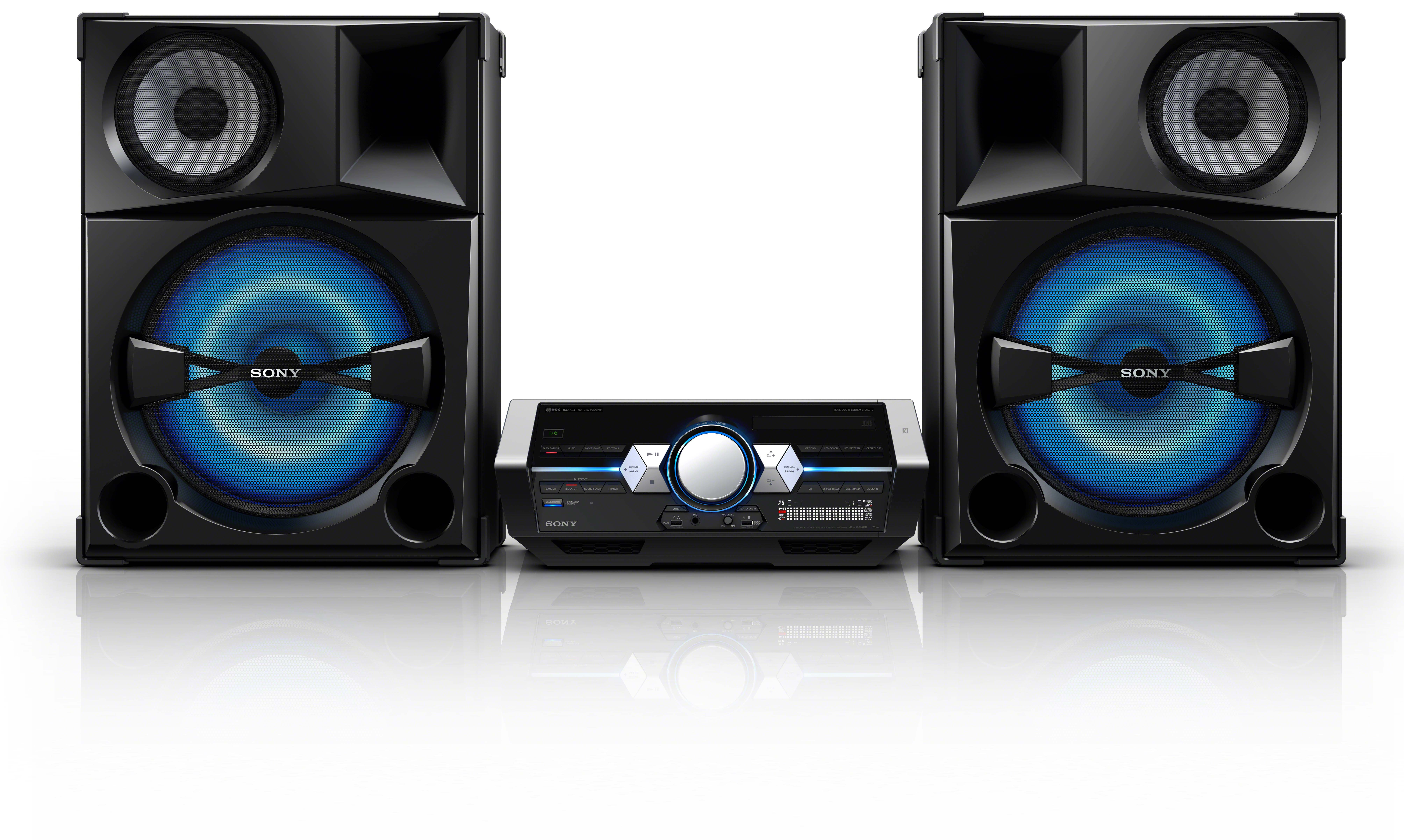 Got That Boom Boom Pow With 2 400 Watts Of Power Audio System Sony Electronics Top Audio
