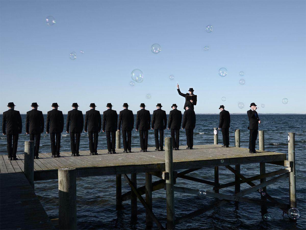 Surrealistisk fotografi -  den anden vej