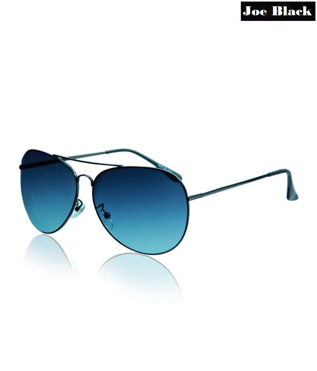 195f667b7 Joe Black Blue Aviator Sunglasses - Buy Sunglasses Online @ Lowest Price on  Snapdeal.com