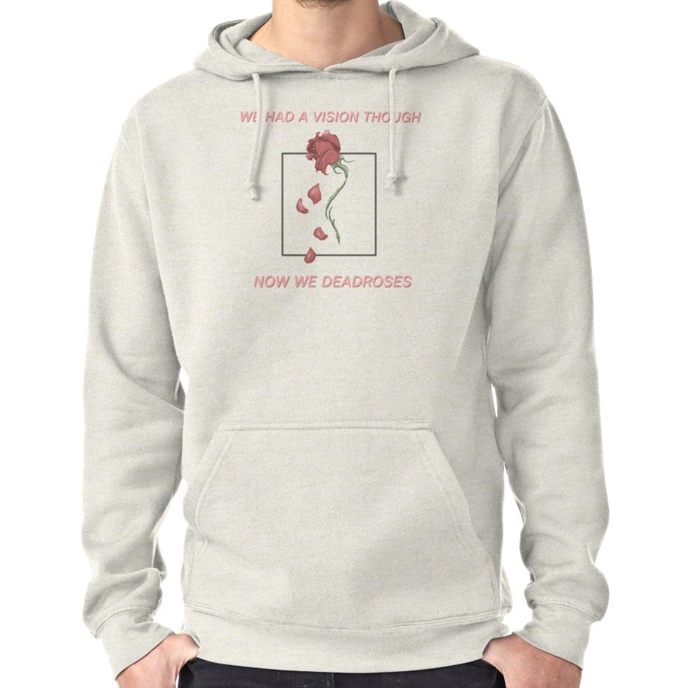 23b4b334ad blackbear - deadroses - aesthetic | Pullover Hoodie | Products ...