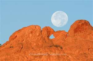 Garden Of The Gods Kissing Camels Colorado Springs Co